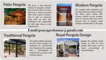 Wooden pergola manufacturer | Luxury Pergola | White Pergola Dubai , Abu Dhabi