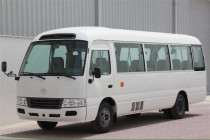 30 seater bus for rent with driver plz call or wtsap 0501142367