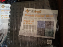 2 pack foam floor mat 160 aed,  brand new matt 2 for 200 and  portable grill 200
