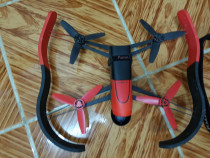 Parrot Bebop Drone With Skycontroller / Red
