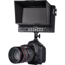 "MustHD M701H 7"" On Camera Monitor with HDMI"