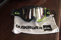 Quiksilver goggles