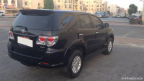 Toyota Fortuner 2014 as new