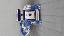Antique Ceramic Elephant