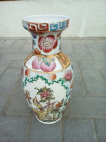 Old chinese vessel