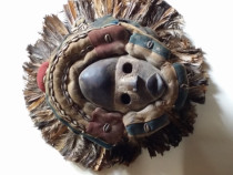 Very  Old Cultural Mask