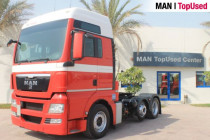 6X2 MAN TGX 18.440- 2011  FOR SALE in Dubai