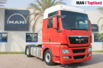 4X2 MAN TGX 18.440- 2011 FOR SALE in Dubai