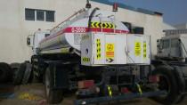 Man diesel tanker 2000 gallons