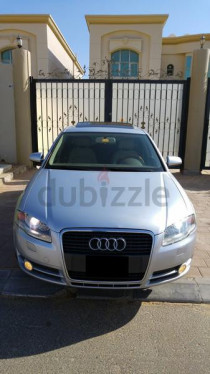 FULL OPTION CAR AUDI A4 (2006)  -  AED 17,500