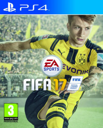 FIFA 17 PS4. BRAND NEW. CHEAPEST IN UAE.
