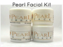 Pearl facial kit -skin whitening 400gms Natural and chemical free
