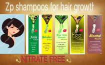 Zp Aloevera shampoo for hairfall and dandruff