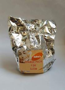 Zp orange facepack 100gms  - no chemicals added
