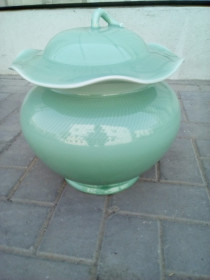 Very old chinese longquan celadon ...
