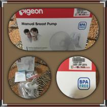 New Pigeon breast pump