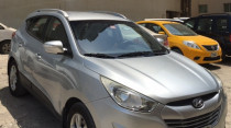 HYUNDAI TUCSON 2X2 2012 MODEL SINGLE USER FOR SALE