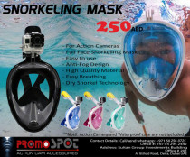 EASY SNORKELING MASK