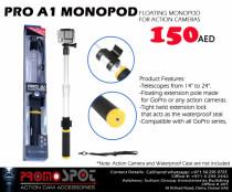 PRO A1 FLOATING MONOPOD