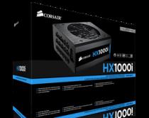 HXi Series HX1000i High-Performance ATX Power Supply — 1000 Watt 80 Plus® Platin