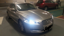 Jaguar XF 2.0 4cldr Turbo full option
