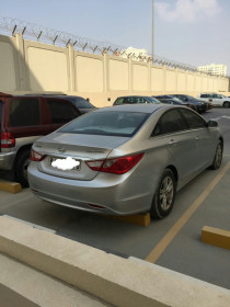 HYUNDAI SONATA AUG..2012, for Sale (NEGOTIABLE PRICE)