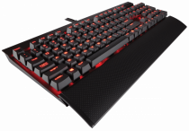 K70 RAPIDFIRE Mechanical Gaming Keyboard — Cherry MX Speed