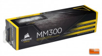 Corsair Gaming MM300 Anti-Fray Cloth Mouse Mat Extended Edition Specifications: