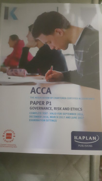 ACCA all papers books available - Study text & Exam Kit - Latest edition