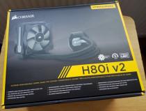 Hydro Series™ H80i v2 High Performance Liquid CPU Cooler