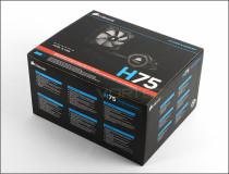 Hydro Series H75 Liquid CPU Cooler