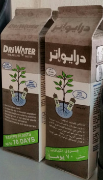 Dri Water (Time Released Water)درايواتر