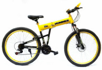 26 inch Hummer FOLDING bicycle
