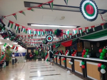 Balloon Decoration Services For National Day / Any Occasions