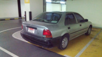 Honda city Car for Sall 1999 fully painted