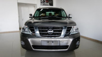 Nissan Patrol SE 320 HP Platinum available in Abu Dhabi