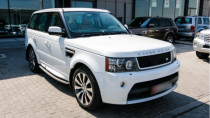 Land Rover Range Rover Sport HSE 2011 for sale in Abu Dhabi