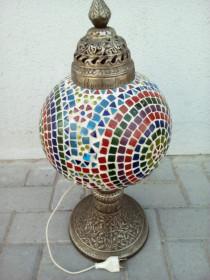 Old Turkish lamp