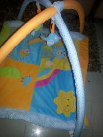 baby playing mat