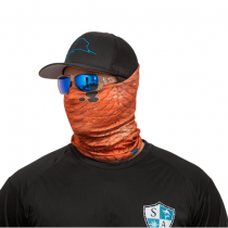 Face Shield / Mask - Redfish Design