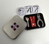 Swiss+Tech 3PC Toolset Red Special