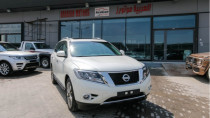 Nissan Pathfinder SV 4WD 2015 available in Abu Dhabi