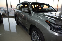 Lexus LX 570 Station 2016 available in UAE
