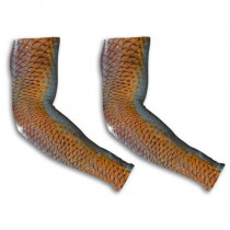 Arm Sleeves (Pair) - Redfish Design