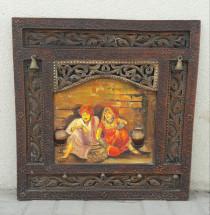 Old jaipur painting,