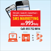 SMS Marketing with Your Name in Affordable Prices