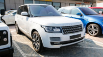 Land Rover Range Rover HSE 2016 available Abu Dhabi