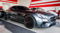 2016 Mercedes-Benz AMG GT S V8 BITURBO available in Abu Dhabi