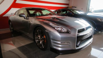 2016 Nissan GT-R available in Abu Dhabi