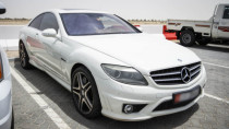 2007 Mercedes-Benz CL 63 AMG 6.3 available in Abu Dhabi